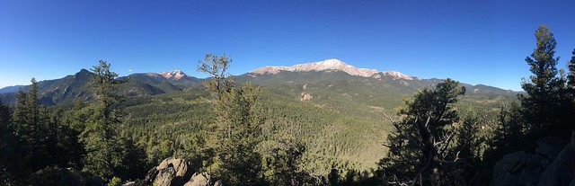 Picture from My Hike Up Mt. Manitou