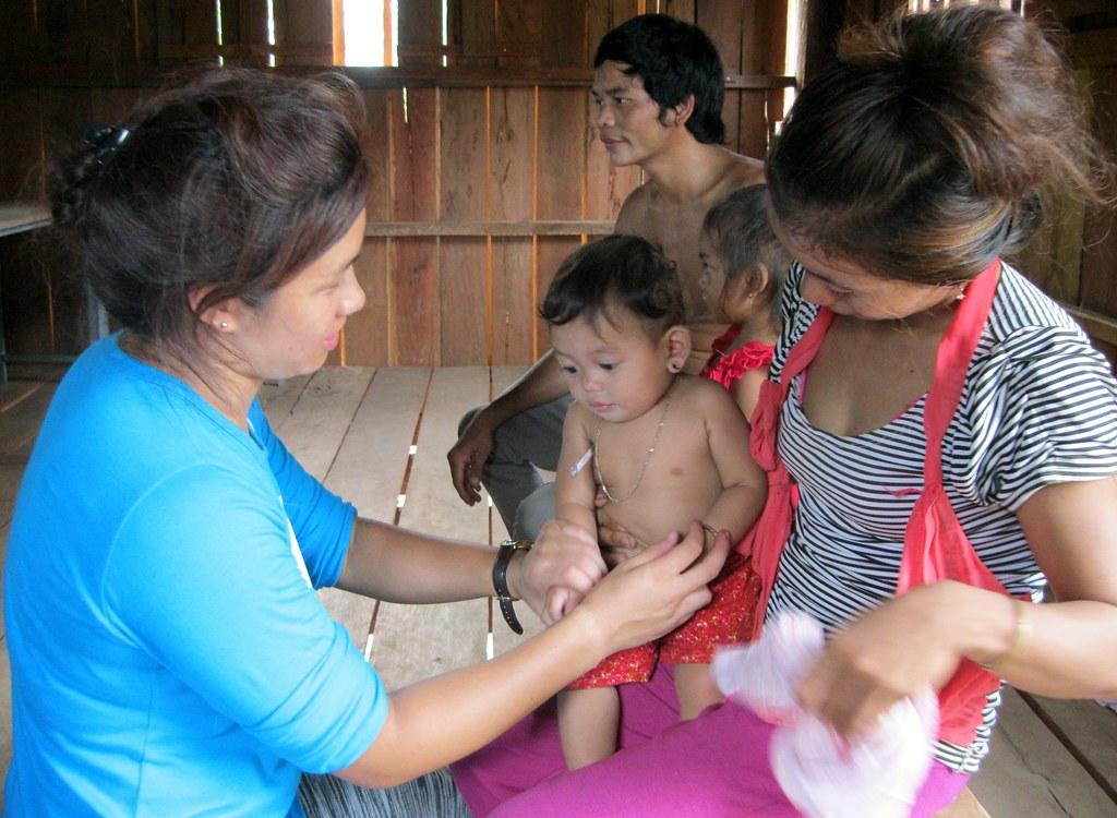 UWS Health, Doctors in Cambodia