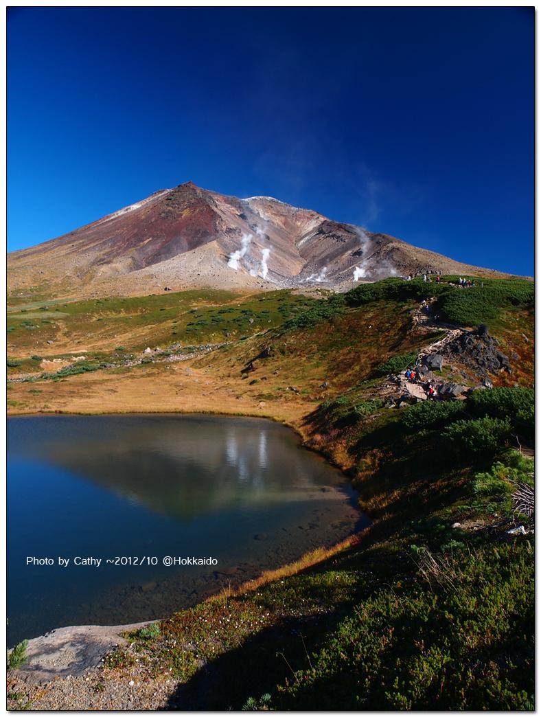 旭岳 vs 層雲峽