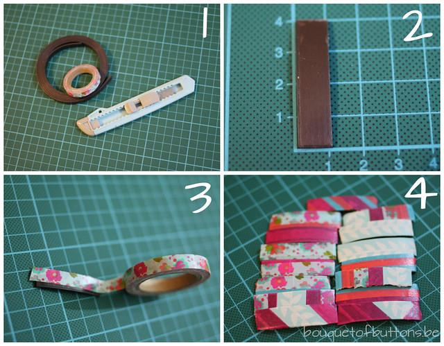 how to, diy magnetic sewing gauge