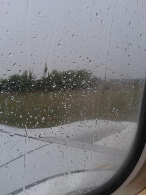 Rain in Zadar
