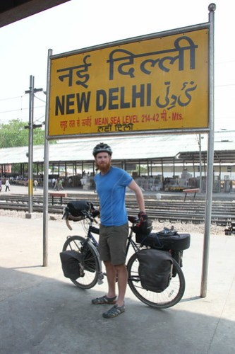 New Delhi station