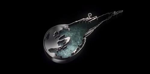 FFVII remake logo