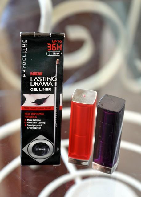 Maybelline Makeup Stash