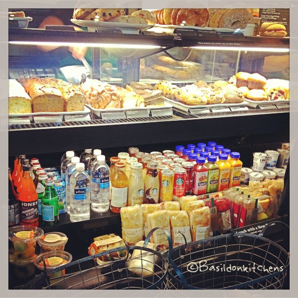 Aug 13 - choose {with this much choice, it's hard to choose} #photoaday #starbucks #breakfast
