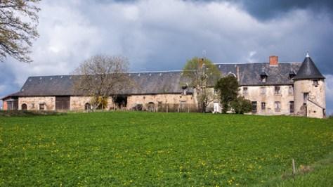 France, le Terail (Le Terrail), Villard