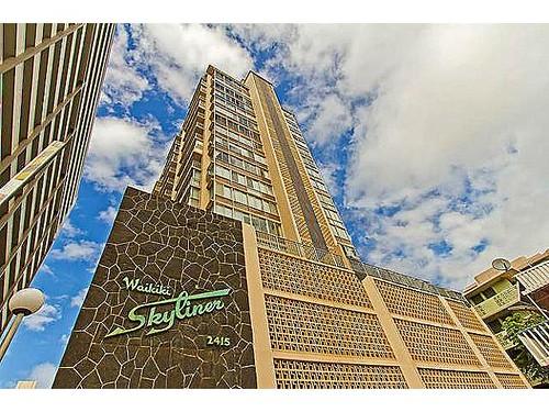 Waikiki-skyliner