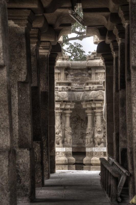 Temple Passageway