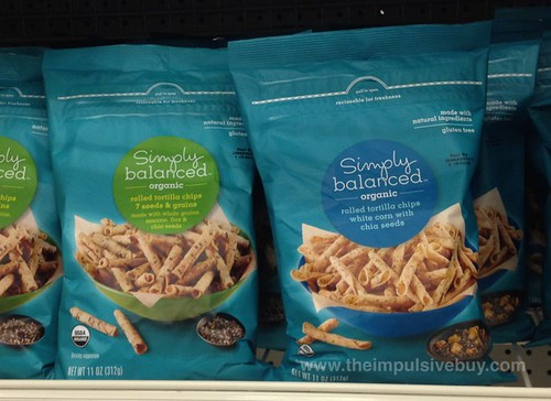 Simply Balance Organic Rolled Tortilla Chips