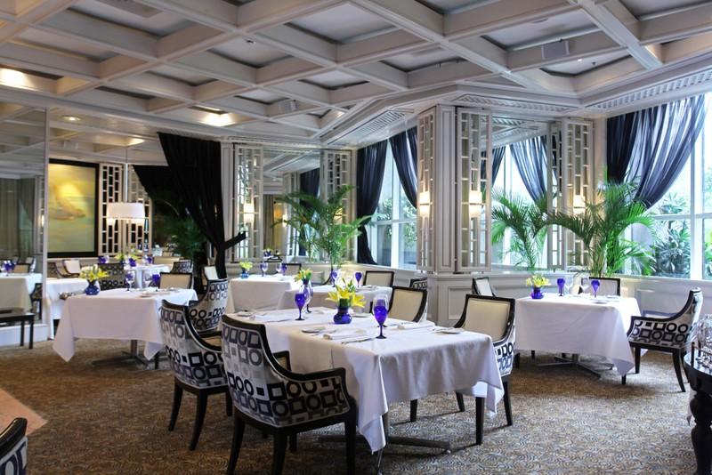 Mandarin Oriental, Manila's Classic Fine Dining Restaurant The Tivoli