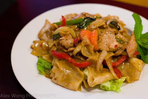 Pad Kee Mao/Drunken Noodles