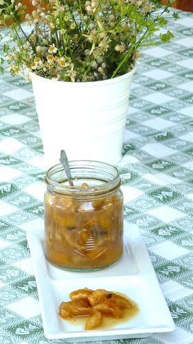 Lemon marmalade with mint - Marmellata di Limoni e menta
