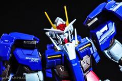 Metal Build 00 Gundam 7 Sword and MB 0 Raiser Review Unboxing (42)