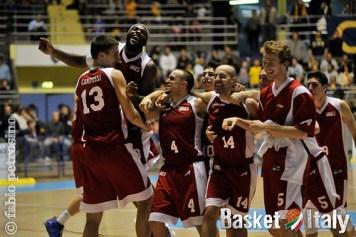 PMS Manital Torino VS Pallacanestro Trieste
