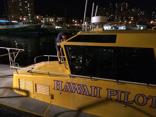 Paul with Honolulu