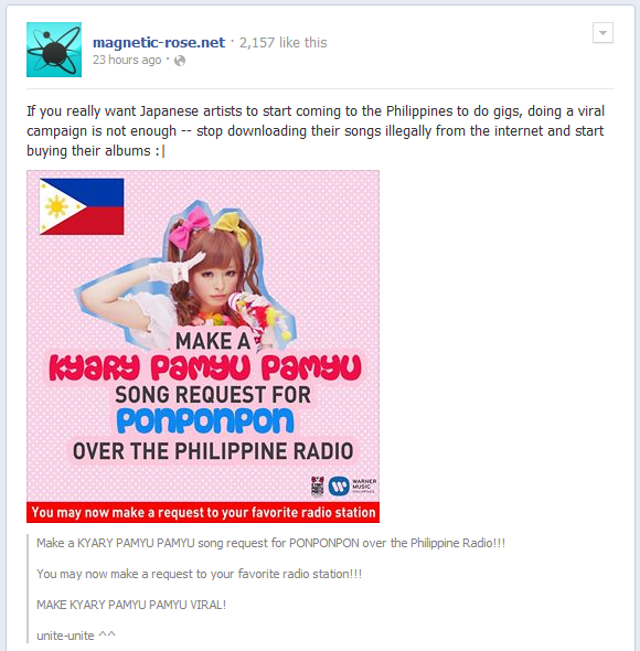 Stop Making Excuses: A Challenge to Philippine J-pop Fans