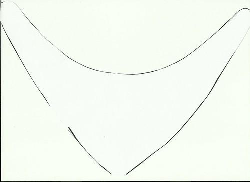 Patrón babero pañuelo
