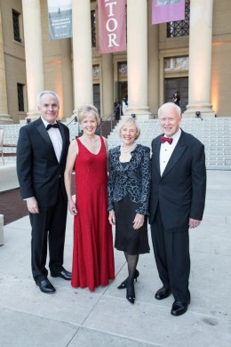 Jim McLaughlin, Cathy McMurtry, Deedee McMurtry, Burt McMurtry