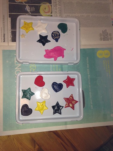 2013-11-30 Salt dough ornaments