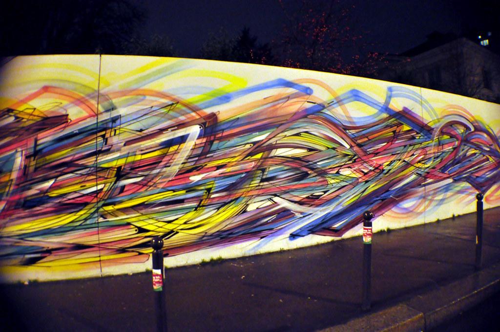 Fresque Hopare Art Azoï 4