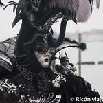 Viajefilos en el Carnaval de Venecia, Mascaras Venecianas 24