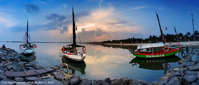 Ancol in Panoramic
