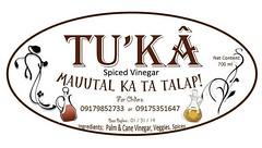 TU'KA Spiced Vinegar