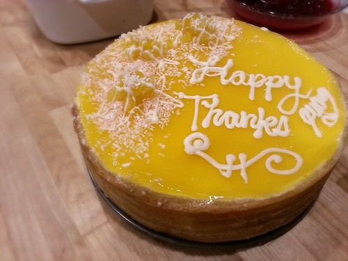 Mango pineapple coconut mousse cake by pipsyq