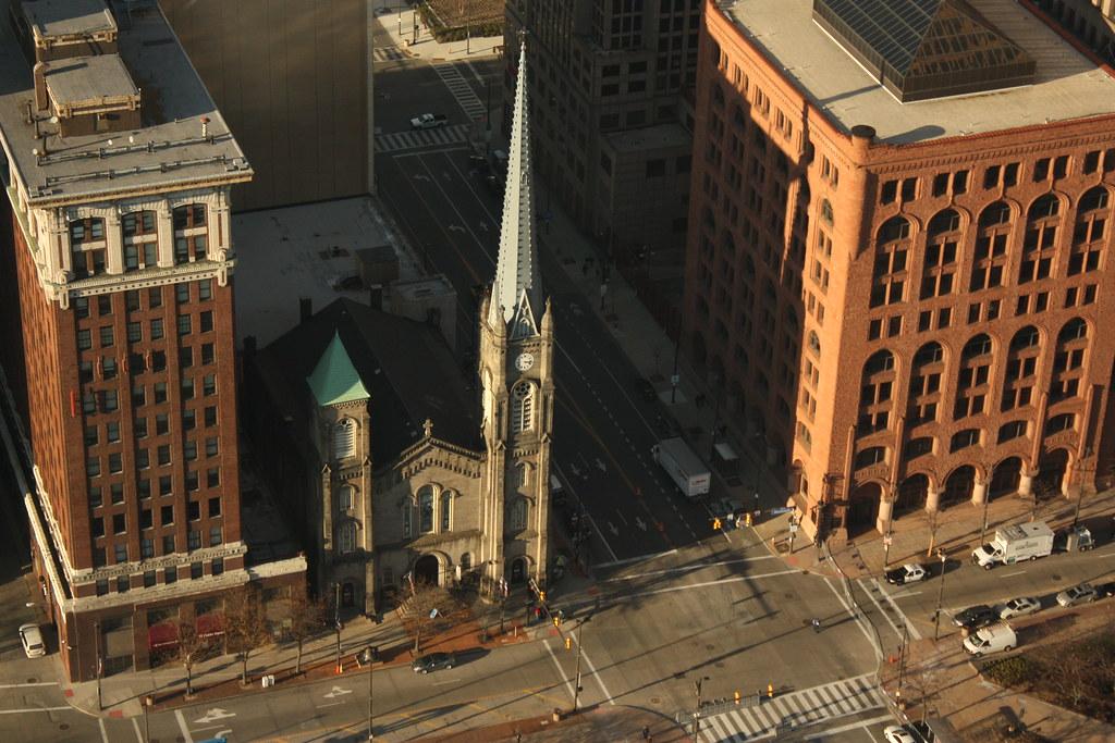 Cleveland church