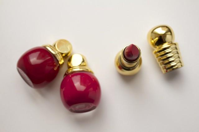 06 Dior Diorific Collection Golden Winter #038 Diva
