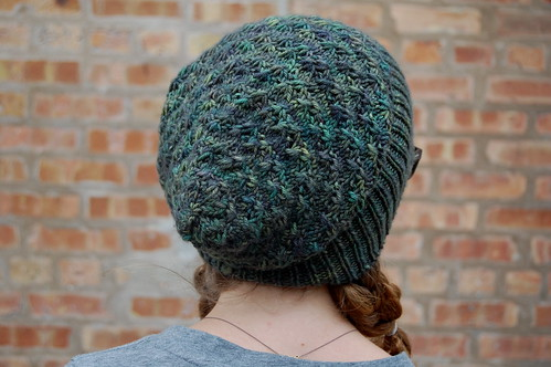 FO: with an olive