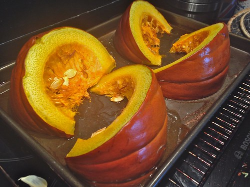 Roasting Pumpkin