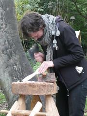 spoon carving workshop London