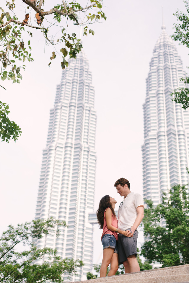 by Clare Barker Wells shot in KLCC Park, Kuala Lumpur, Malaysia