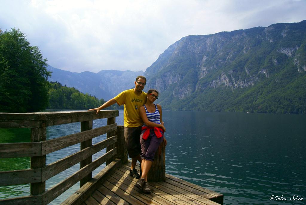 Lago Bohinj - Eslovenia (5)