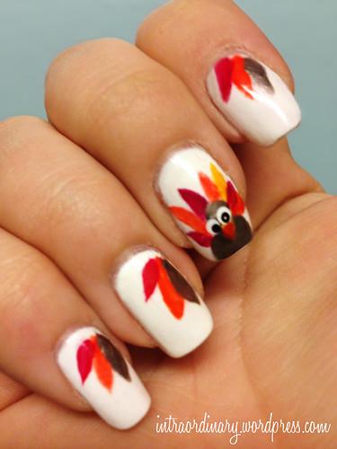 Turkey Nails by intraordinary