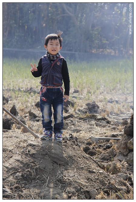 [苗栗.旅遊]農田休耕控窯樂~吃喝玩樂一整天超有趣 @VIVIYU小世界