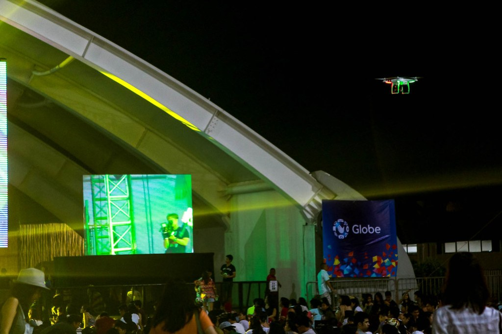 Hovering Drones