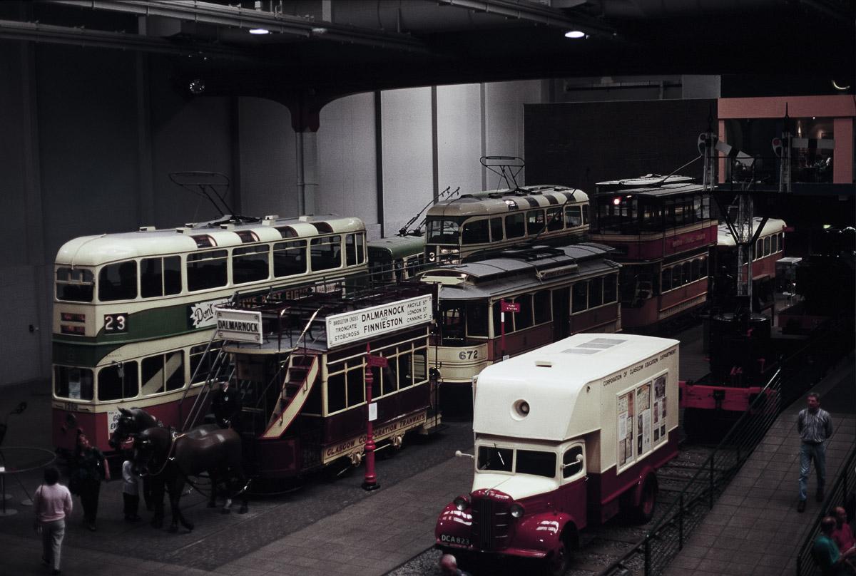 Museo del Transporte de Glasgow