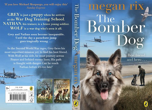 Megan Rix, The Bomber Dog