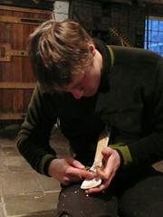 beginners spoon carving