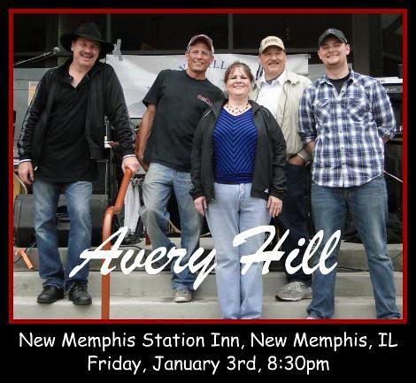 Avery Hill 1-3-14