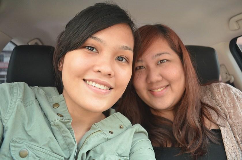 January 2014: Me & Isa