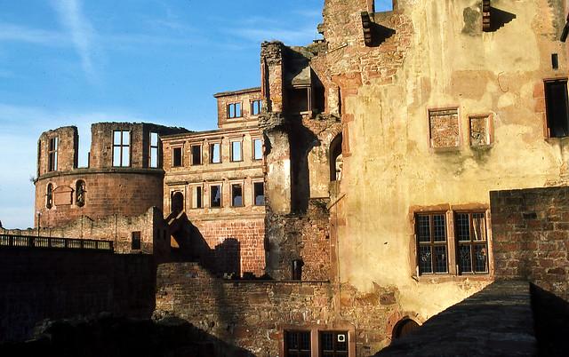 Heidelberg Castle...one more...