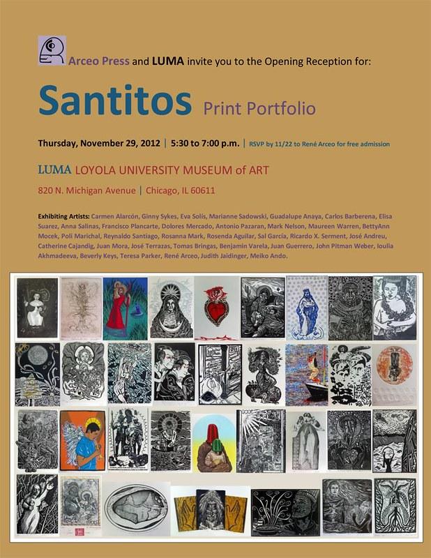 Santitos at LUMA