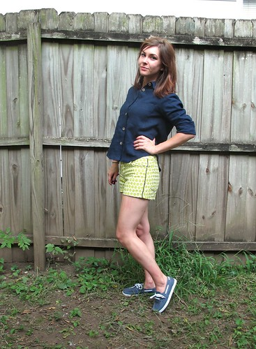Archer Shirt & Maritime Shorts