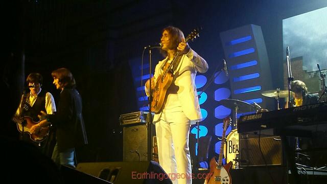 the Bootleg Beatles at Earthlingorgeous