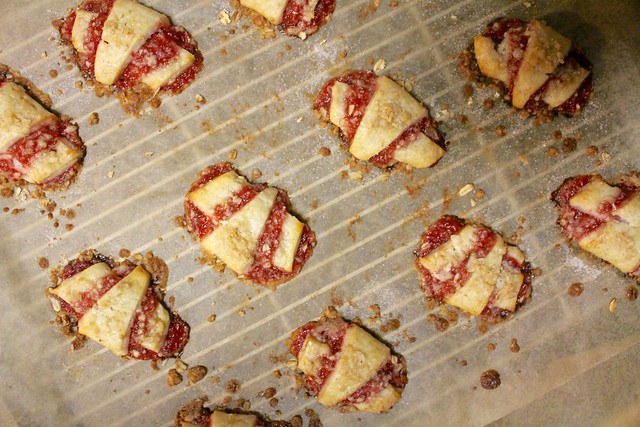 Strawberry Rhubarb Rugelach - 41