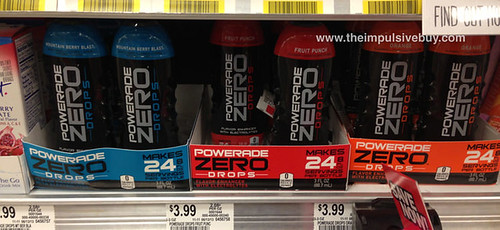 Powerade Zero Drops