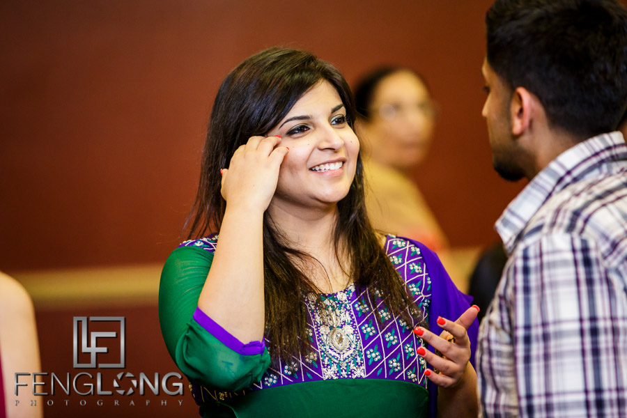 Nadia & Sohail's Mehndi | Hilton Atlanta Northeast | Atlanta Ismaili Indian Wedding Photography